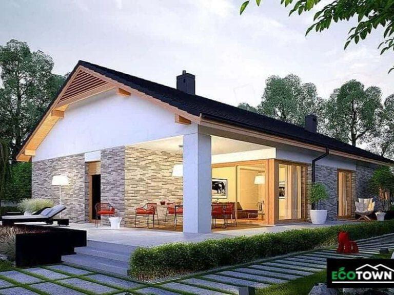 casa modelo 168