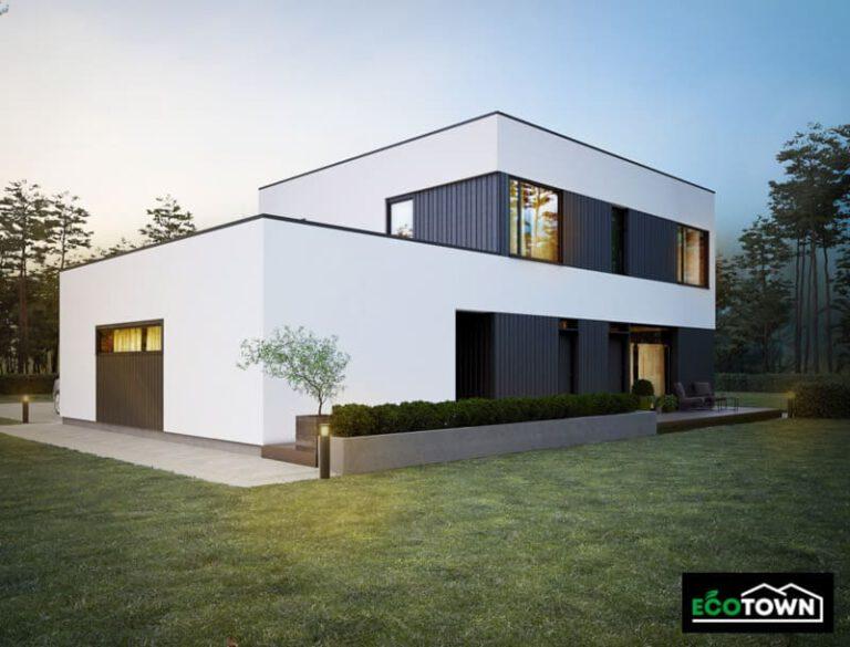 casa prefabricada modelo 306