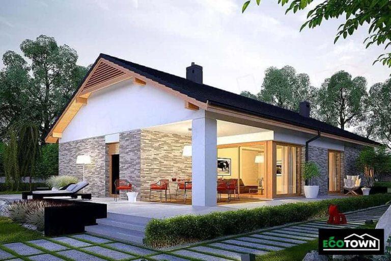 casa prefabricada 168